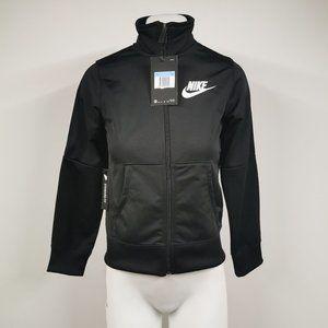 Nike Girl's Full Zip Track Sweater Jacket